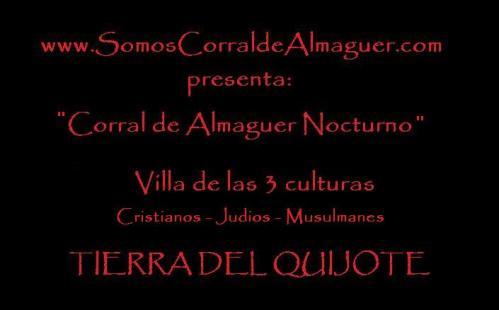Corral de Almaguer Turismo de La Mancha Tierra del Quijote Villa de las 3 Culturas