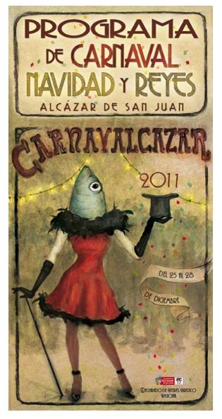 PROGRAMA DE CARNAVAL, NAVIDAD Y REYES ALCÁZAR DE SAN JUAN