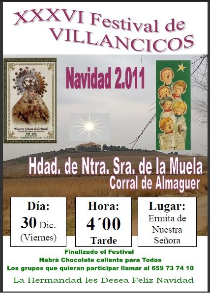 XXXVI Festival de VILLANCICOS