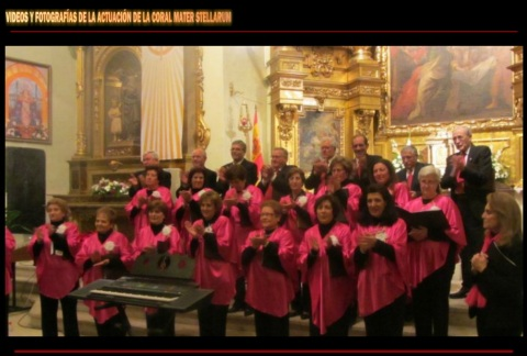 Concierto Coral MATER STELLARUM