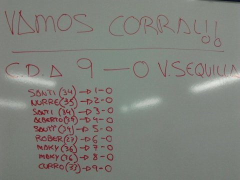 Cadetes CF Almaguer - Villasequilla
