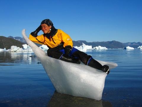CHARI en Groenlandia - 1º Premio
