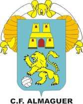 Escudo CF Almaguer
