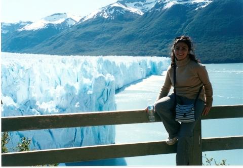 Toñi, Patagonia argentina