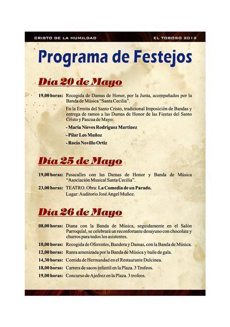 FESTEJOS EL TOBOSO hoja 3