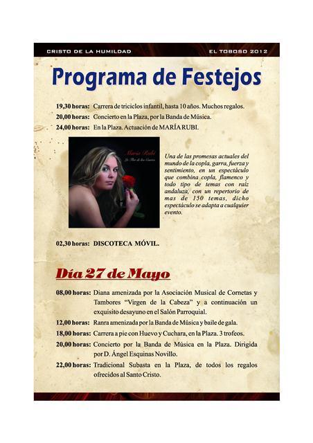 FESTEJOS EL TOBOSO hoja 4