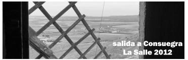 SALIDA CONSUEGRA LA SALLE