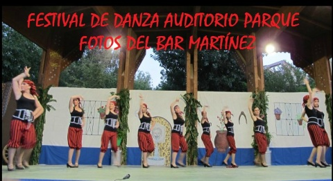 FESTIVAL DE DANZA AUDITORIO PARQUE