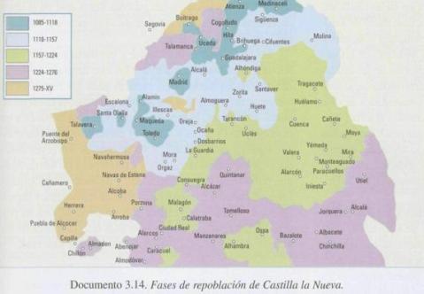 Repoblación del Antiguo Reino de Toledo