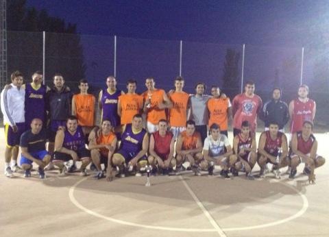 torneto baloncesto, finalistas