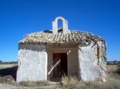 Ermita de Santa Catalina hace unos años.