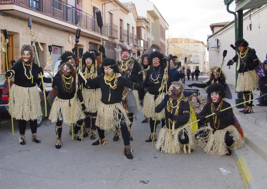 Desfile corral premio especial al mejor vestuario somos - Corral de almaguer fotos ...
