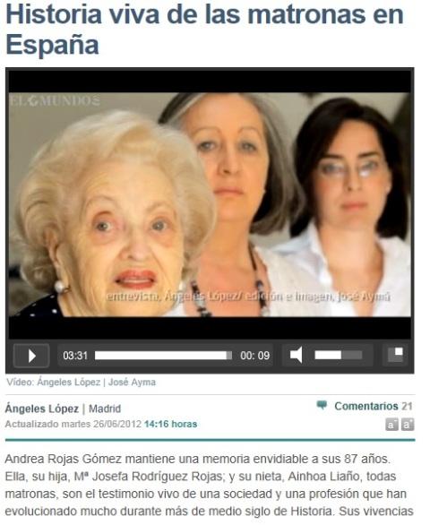 LA MATRONA DE CORRAL DE ALMAGUER