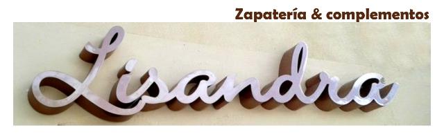 ZAPATERÍA LISANDRA