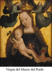 foto cuadro Gerard David Museo del Prado con pie de foto